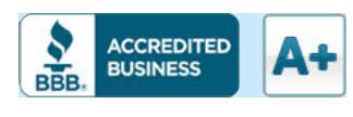 DRC Orange County CA Better Business Bureau A+ rating swimming pool construction